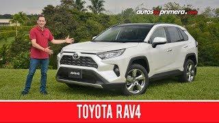 Toyota RAV4, primer contacto con la SUV + vendida del mundo