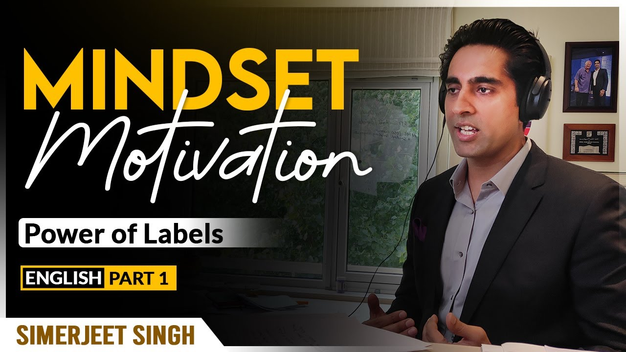 Youth Motivational Speaker Simerjeet Singh on the Power of Labels | What's your STORY?