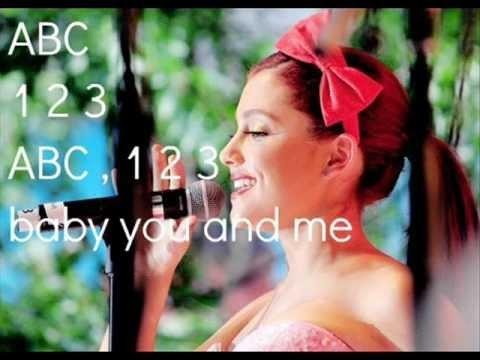 Ariana Grande - ABC lyrics [ FULL SONG ]