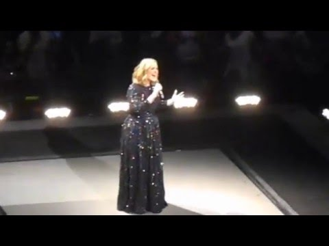 ADELE - HELLO - LIVE - BERLIN - WORLD - TOUR - 2016
