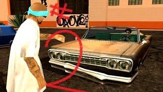 #2【GTA:SA】ギャングの戦い・ローライダー・盗人!!(PS3)