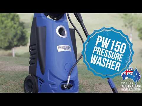 PW150 Pressure Washer   Bushranger Power Equipment