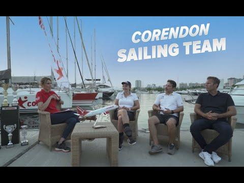 Corendon Sport Talks Episode 10 : Corendon Sailing Team | SUBTITLED - Corendon Airlines
