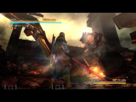 Metal Gear Rising: Revengeance - Raiden(GrayFox) vs Senator Armstrong [Very Hard] |