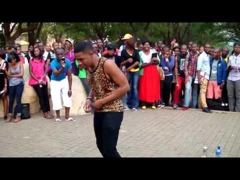 RedBull DANCING CHALLENGE Pretoria
