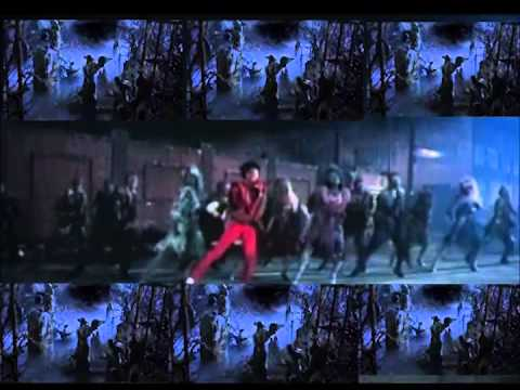 "Michael Jackson ""Thriller Dance"" Compilation - YouTube Michael Jackson Thriller Video Dance"