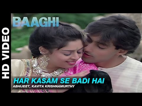 Har Kasam Se Badi Hai - Baaghi: A Rebel for Love...