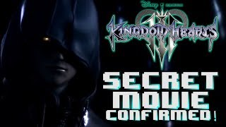 Kingdom Hearts 3 Secret Movie CONFIRMED!