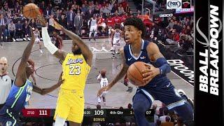 LeBron Over Luka, Dinwiddie Lifts Nets, Ingram Flies Hot Pelicans: Top NBA Highlights Of The Night