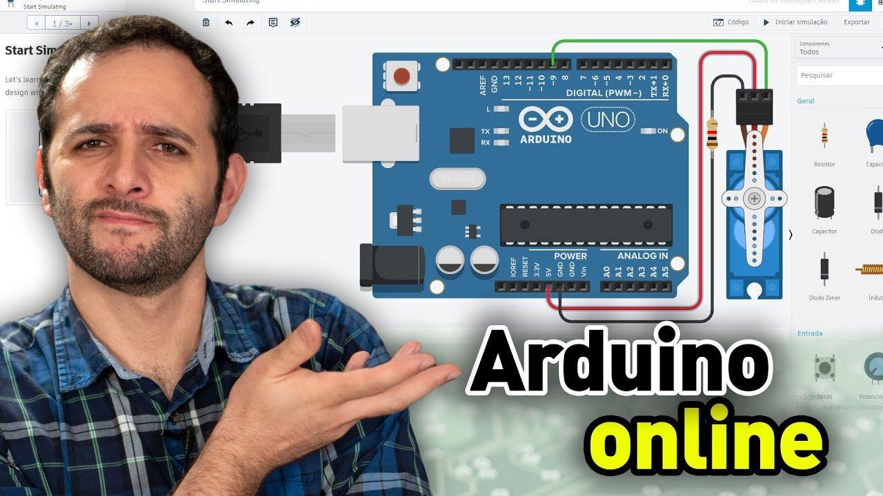 Use um Arduino sem ter Arduino! #ManualMaker Aula 5, Vídeo 1