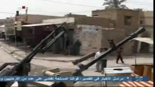 الجيش العراقي يشن عملية الشبح الواسعة ضد تنظيم القاعدة والجماعات المتحالفة معه في صحراء الأنبار وقرب