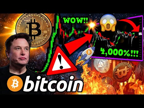 URGENT: BITCOIN BREAKOUT!!? 4,000% BTC PUMP LAST TIME!! WARNING: DON'T BUY BITCOIN??? - 동영상