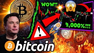 URGENT: BITCOIN BREAKOUT!!? 4,000% BTC PUMP LAST TIME!! WARNING: DON'T BUY BITCOIN???