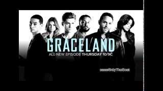 Graceland 3x13 ~ Song at the end