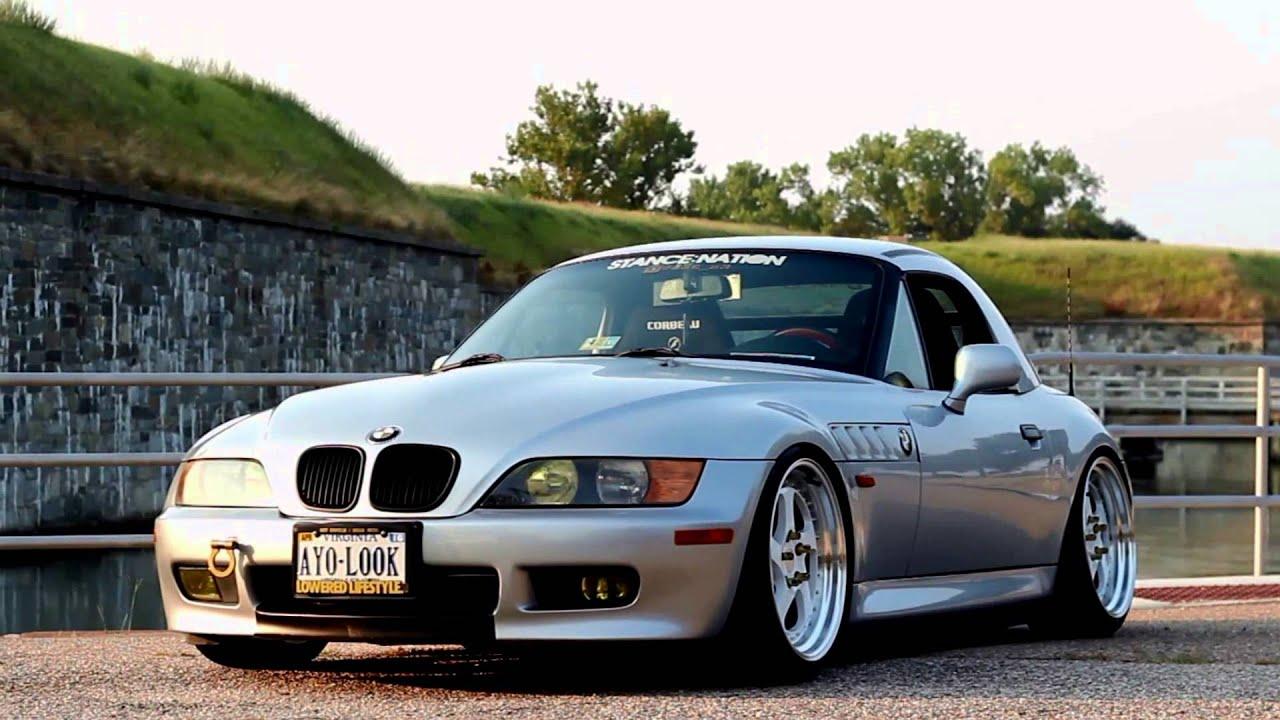 Stance BMW Z3/E36 - YouTube
