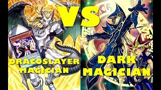 Real Life Yugioh - DRACOSLAYER MAGICIANS vs DARK MAGICIAN | June 2017 Scrub League