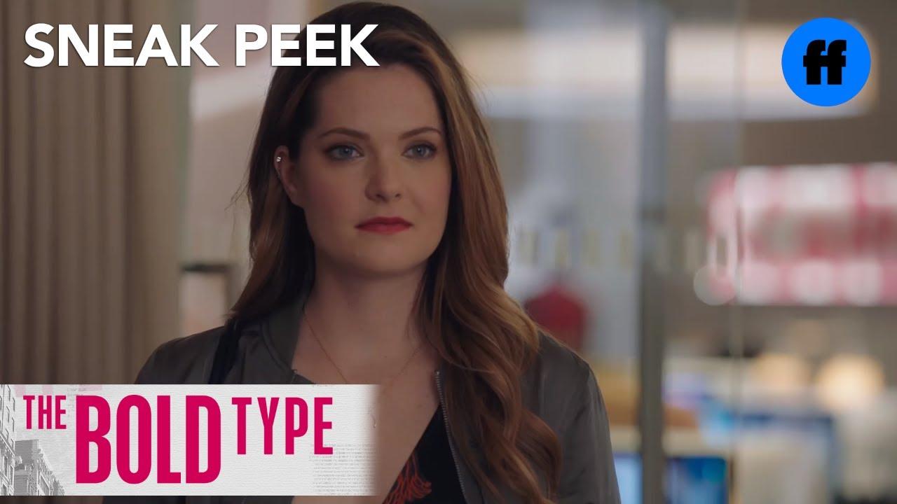 Download The Bold Type   Season 1, Episode 6 Sneak Peek: Sutton's First Day In Fashion   Freeform