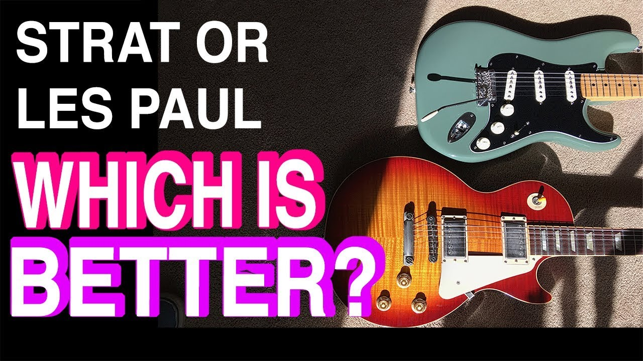 les paul vs stratocaster which guitar do you like more i tim pierce guitar lesson tone. Black Bedroom Furniture Sets. Home Design Ideas