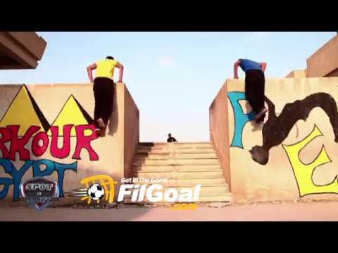 Parkour Egypt (Spot on Sport )