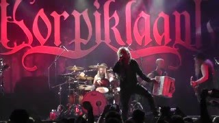 Korpiklaani - Lempo (Live in Kiev 2016) FULL HD