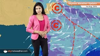Weather Forecast for Aug 1: Monsoon rain in Mumbai, Delhi and Kolkata