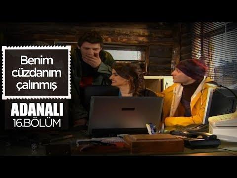 Maraz Ali'nin Adamları - Adanalı 16.Bölüm