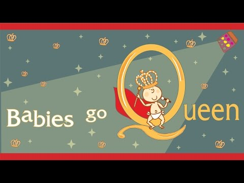 Babies go Queen. Full album. Queen para bebés