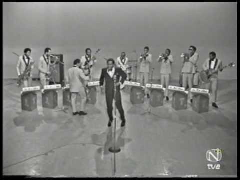 Joe Tex in Spain - 1968 (3)