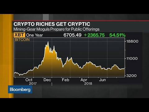 Cryptocurrency Tycoons' Riches to Be Revealed in IPOs