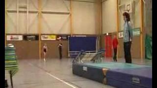 Isa Schottert springkampioenschap dedemsvaart 2008