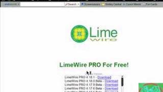 HOW t download limewire pro for free