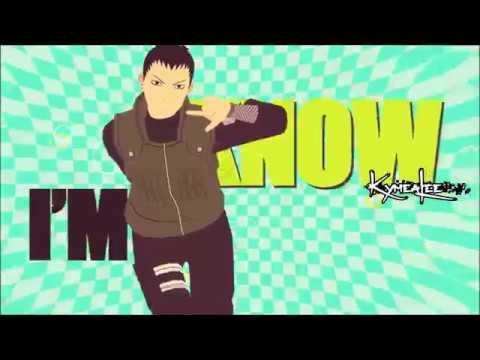【MMD Naruto】MONSTER