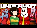 THE HOTTEST UNDERTALE FAN GAME EVER!! | UNDERHOT