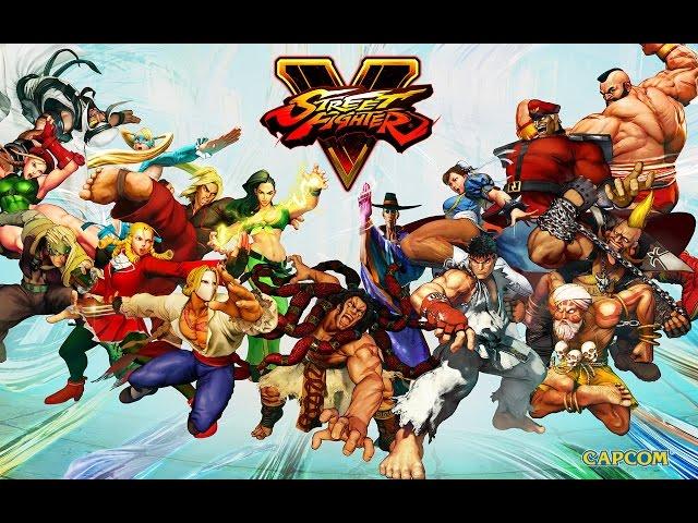 Analise Completa - Street Fighter V