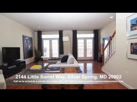 2144 Little Sorrel Way, Silver Spring, MD 20902