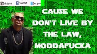 Sean Paul - Ganja Man (Original) [Lyrics 2015]
