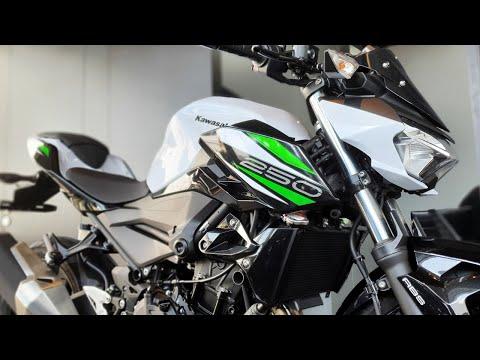 Kawasaki Z250 2020