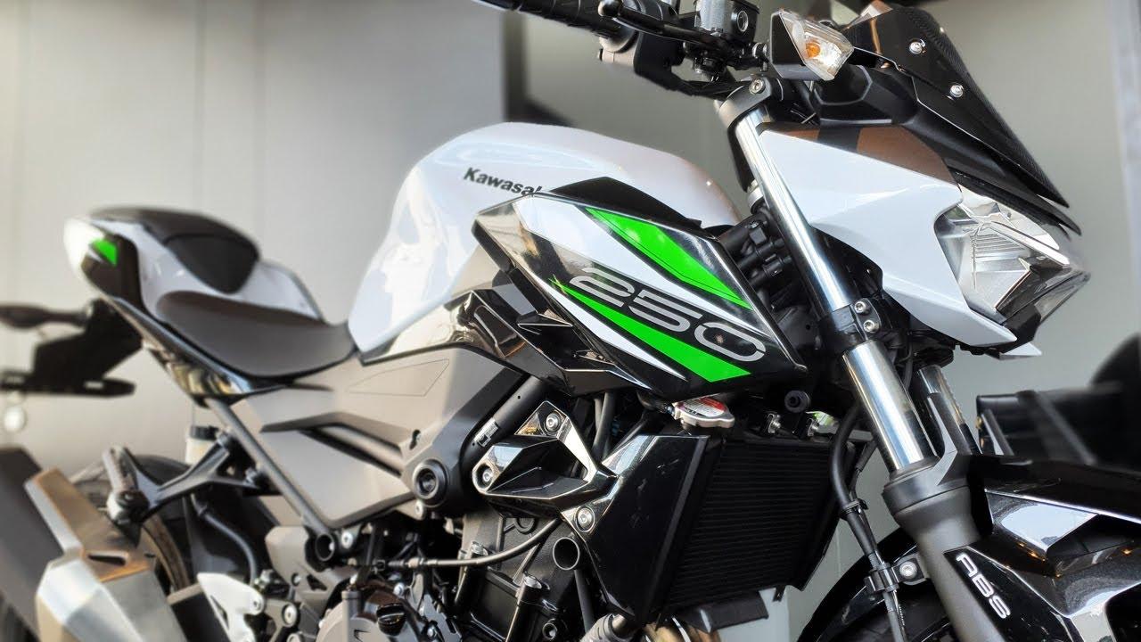 Kawasaki Z250 2020 Youtube