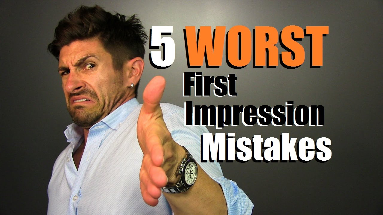 how to make an amazing first impression