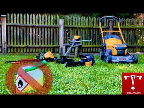 #232 STIGA Elektrické zahradní nářadí | Teslacek