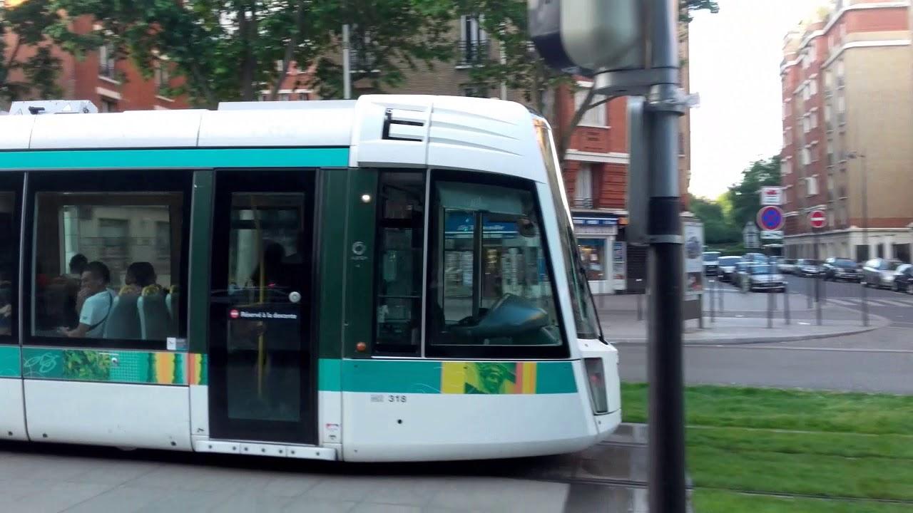 Paris citadis 402 t3a porte d 39 orl ans ratp youtube for Porte d orleans