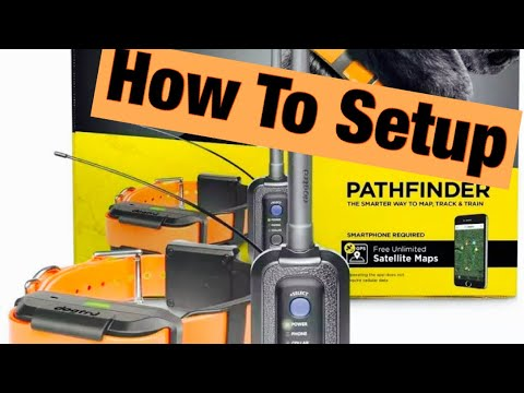 Dogtra Pathfinder GPS Tracking System Review, Dog Tracking System