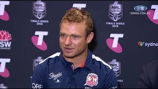 NRL Press Conference: Sydney Roosters - Finals Week 1