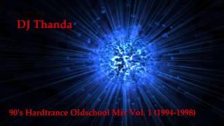♫ 90's Hardtrance Oldschool Mix Vol. 1 (1994-1998) (Vinyl-Mix by DJ Thanda) (HD)