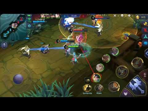KAPPELER VS YIKIKLAR 2. MAÇ Mobile Legends Bang Bang thumbnail