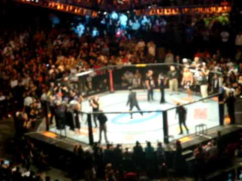 UFC 102 Couture VS Nogiura Introduction