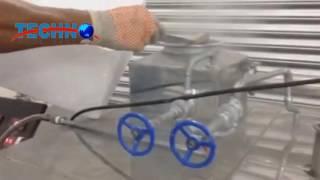 Cumin cryogenic grinding system