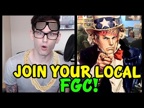 Why You Should Join Your Local FGC