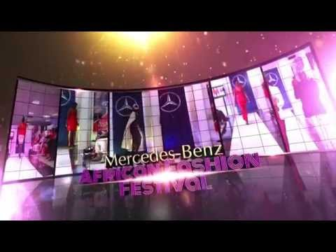 Mercedes Benz African Fashion Festival 2015: Promo