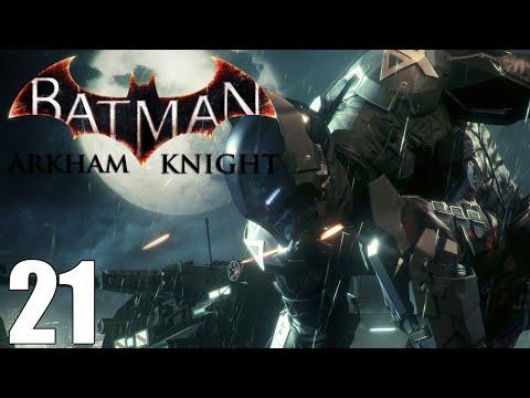 Batman Arkham Knight Walkthrough Part 21 - Nimbus Cloud (1080p60 PC Gameplay)